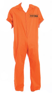 Anyone wearing one of these probably won't ever want another item of clothing in this hue. Ever.