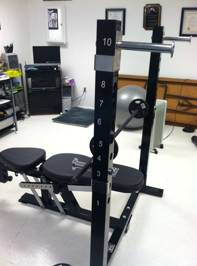 The newest toy in my fitness arsenal.