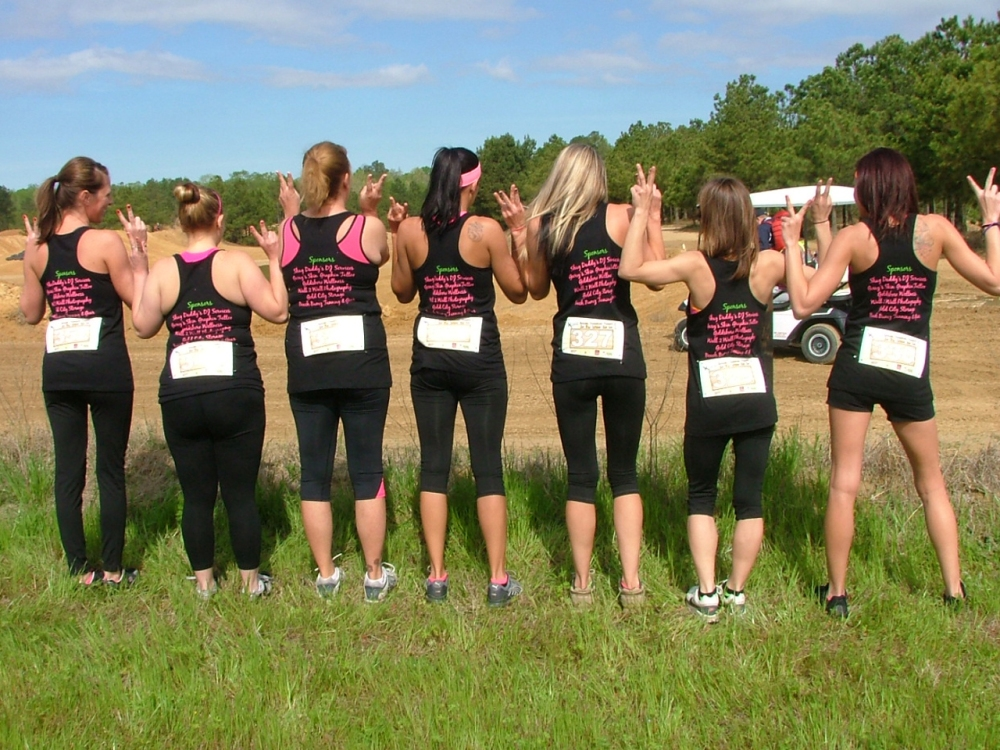 Hog Wild 5K Mud Run - Lessons Learned (3/6)