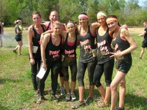 Dirty girls!