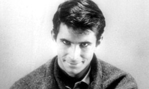 What kind of freaks me out is the resemblance between Norman Bates and my ex-boyfriend.
