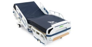 Imagine one of these, decked out with blankets and a patient, heading right for you!