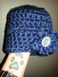A cute hat!