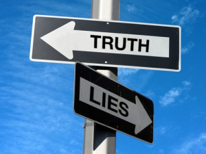 2 truths and a lie...Play along...
