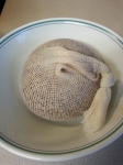 Grain bag for steeping.