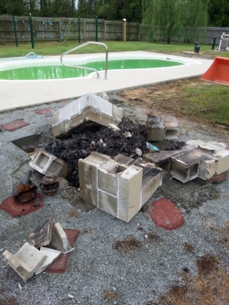 Old Fire Pit
