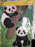 Pandas LOVE bamboo! Just sayin'...