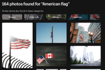 American flag search 1